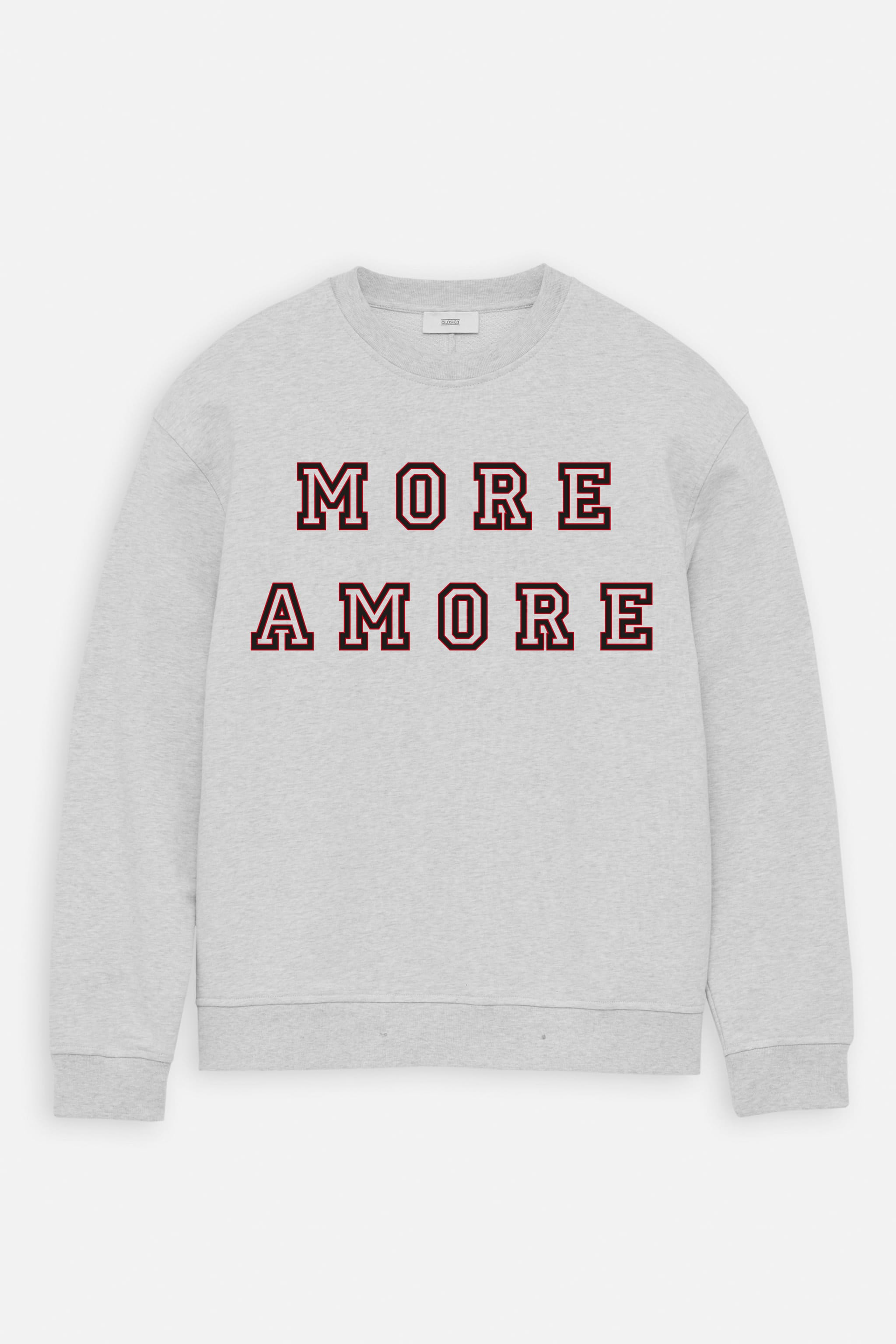 Sweatshirt More Amore