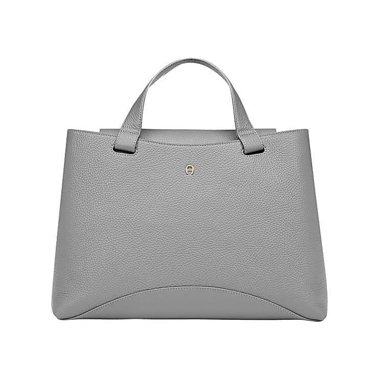 Handtasche Selma L Slate Grey