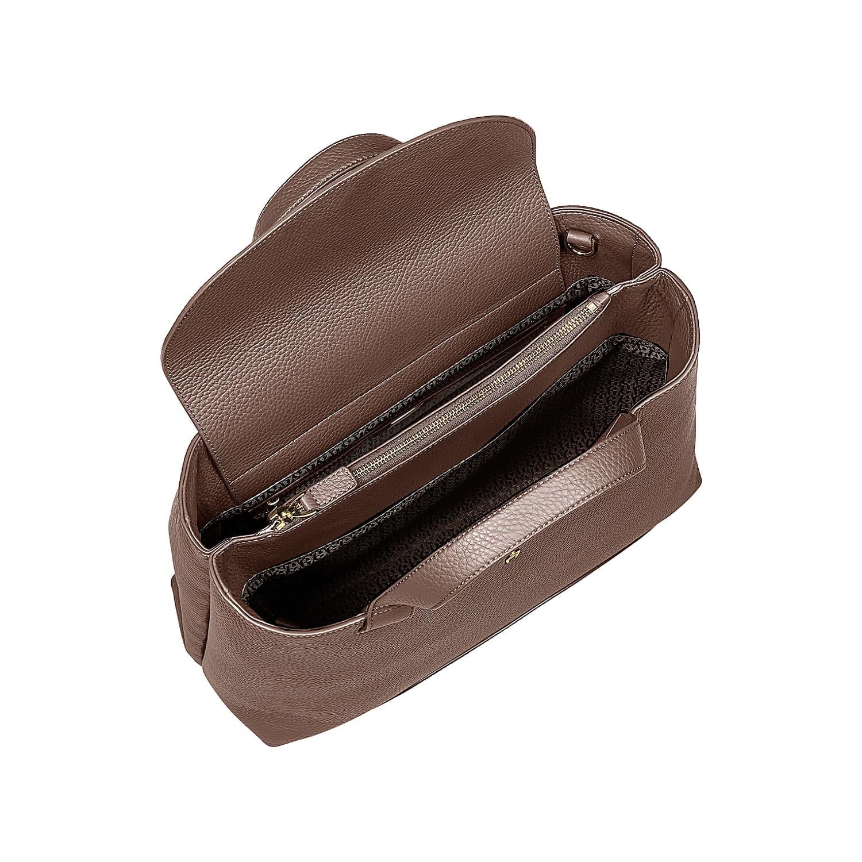 Handtasche Selma L Mushroom Brown