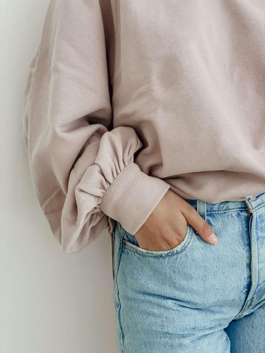Sweatshirt Antonia Rosé