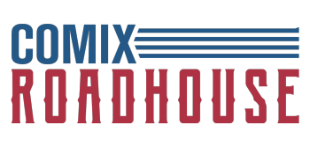 Comix Roadhouse logo