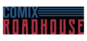 Comix Roadhouse logo