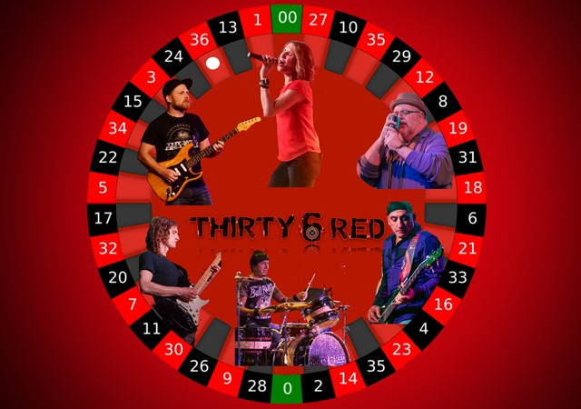 THIRTY 6 RED