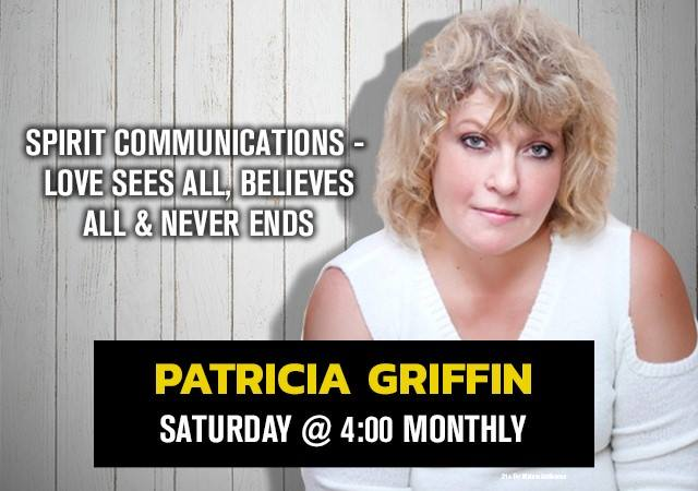 PSYCHIC MEDIUM PATRICIA GRIFFIN