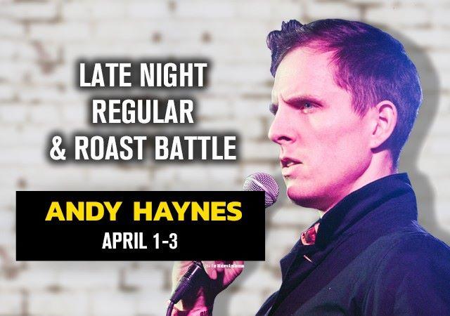ANDY HAYNES