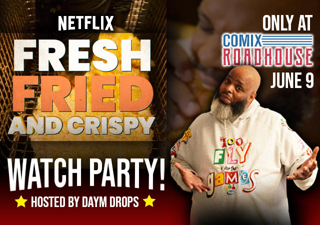 DAYM DROPS NETFLIX SHOW WATCH PARTY
