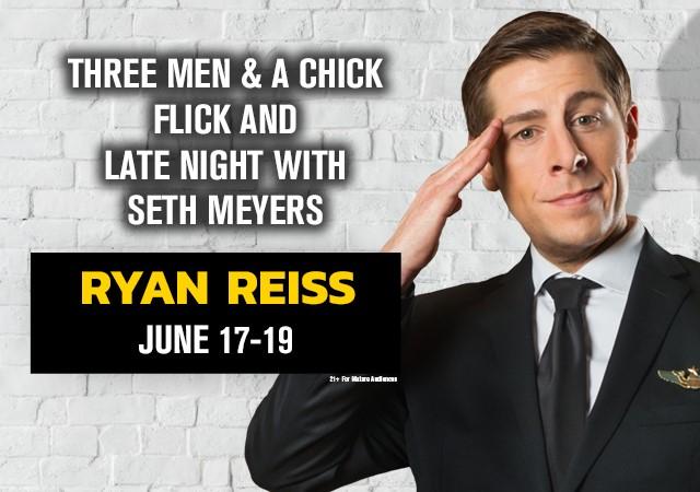 RYAN REISS