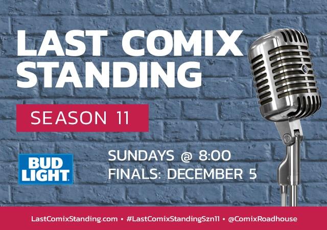 LAST COMIX STANDING - SEASON 11