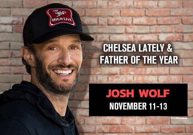 JOSH WOLF