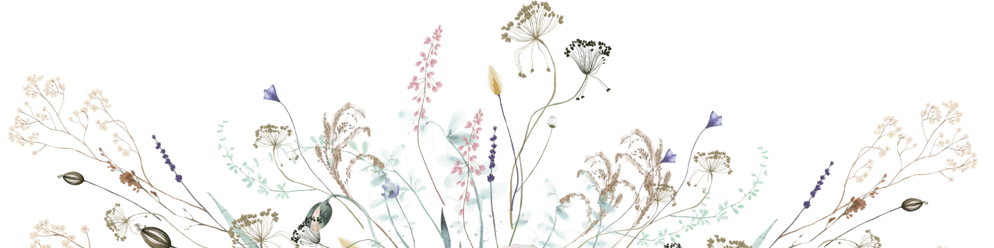 Decorative floral image