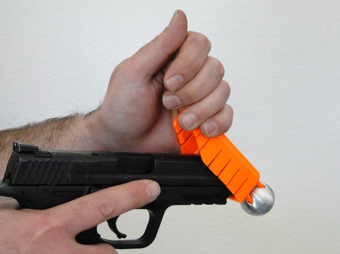 The alternative attachment to gun