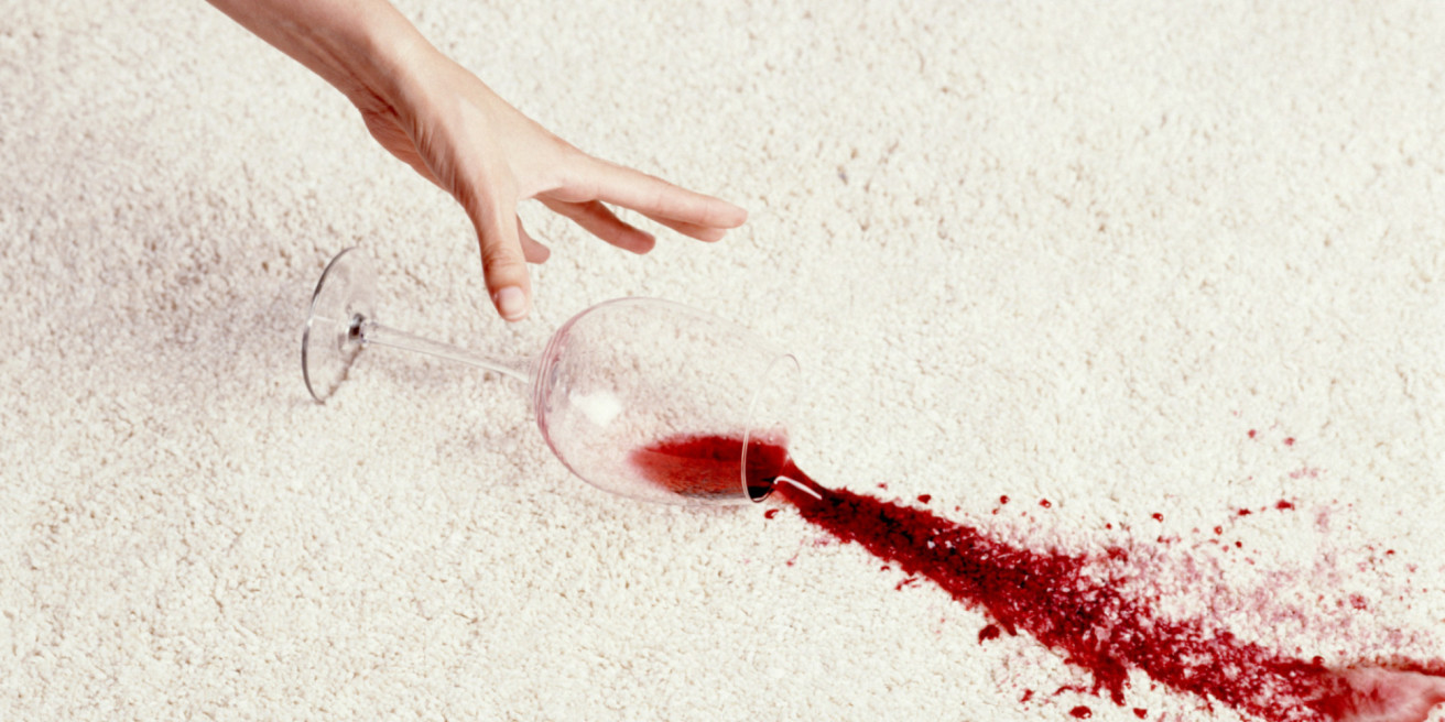 Holiday Entertaining? You Might Want to Prepare for a Wine Spill