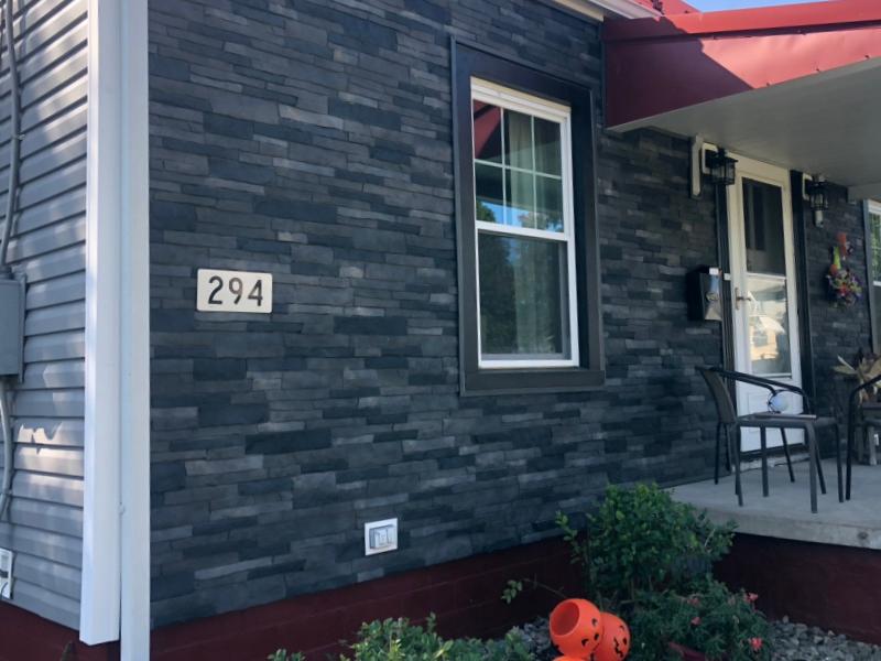 Home Exterior Stone by Kline Home Exteriors