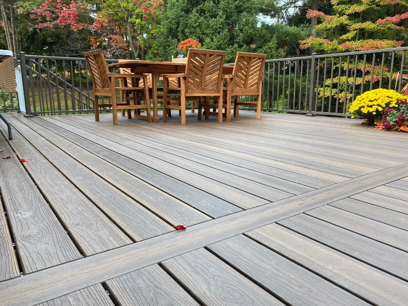 Whether you're starting from scratch or updating an existing outdoor living space, a deck project is a big undertaking. From the beginning, there are a multitude of decisions to be made: from choosing the decking materials to deciding on the perfect design, crafting your dream deck is no small task.