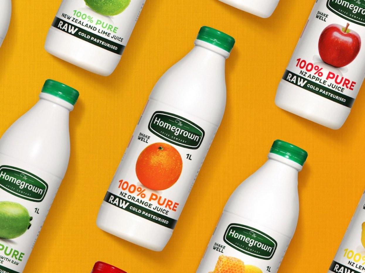 Homegrown Juice Company