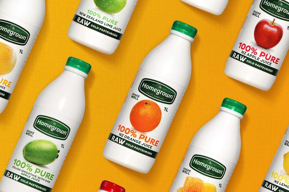 Homegrown Juice