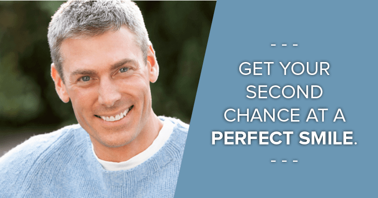 Give your smile a second chance with dental implants in Indianapolis and Fishers by Dr. Mundy-Burgett
