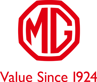 Red MG Logo