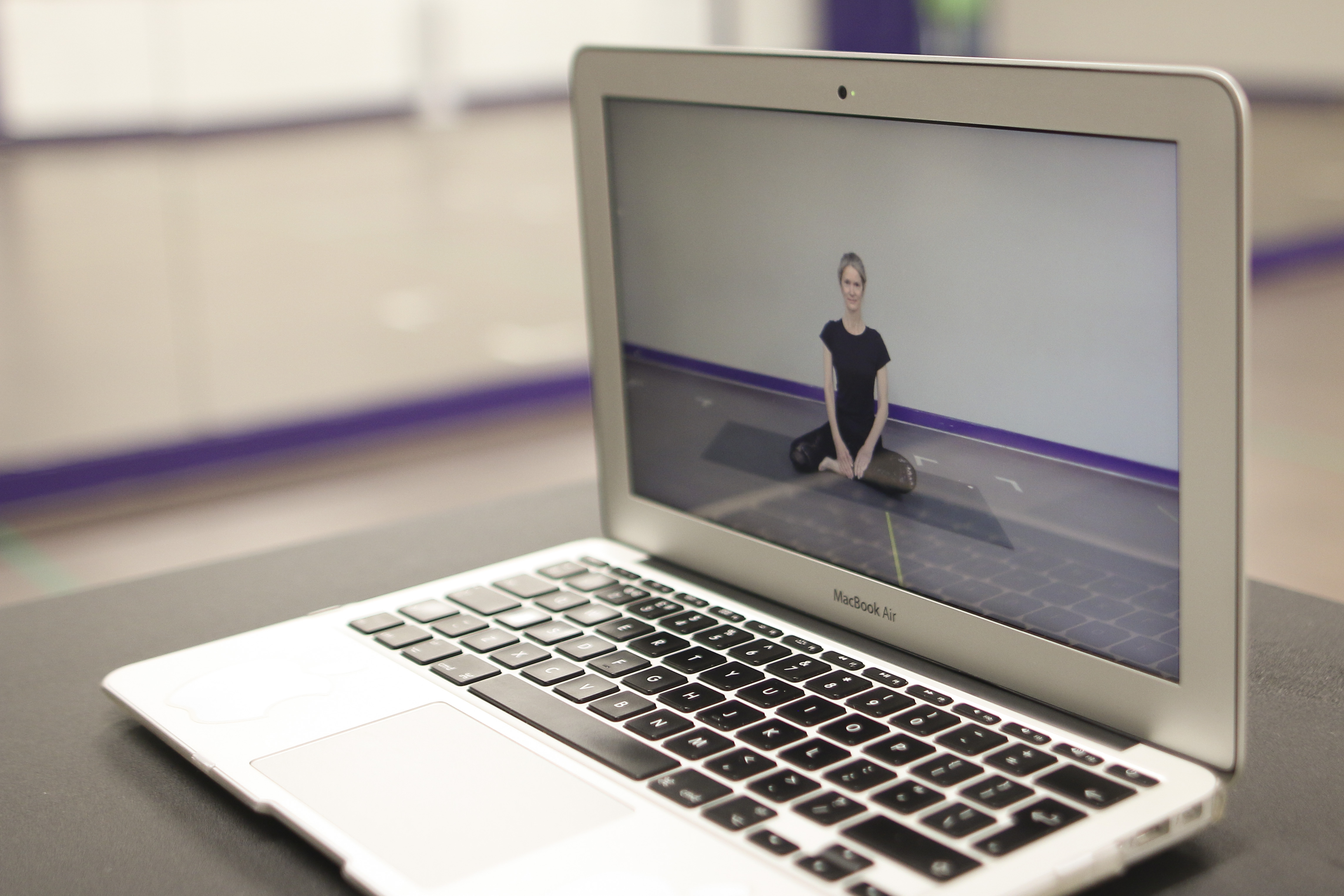 Online Mixed ability Pilates is a class suitable for all levels with Lizzie Turvey