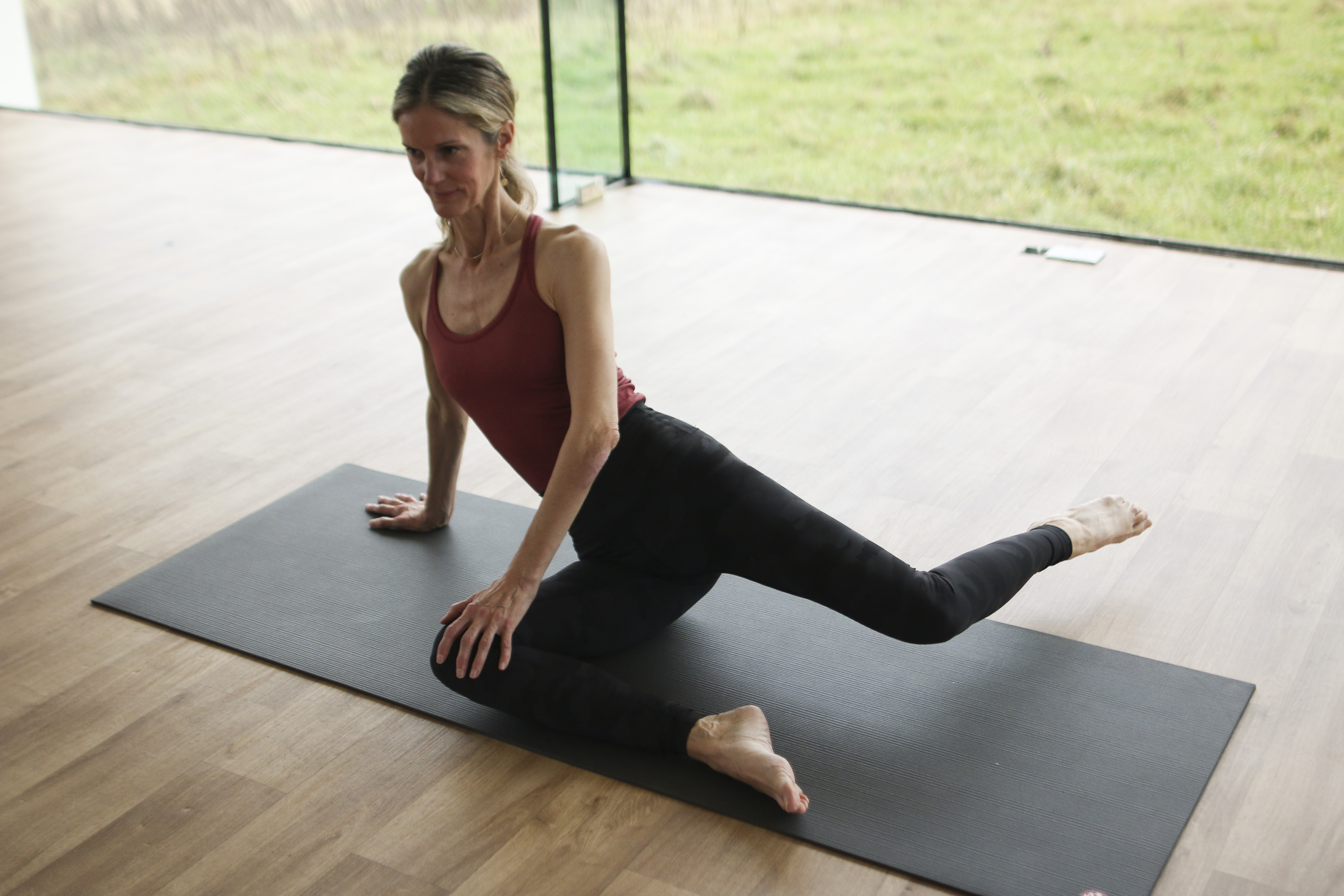 Back care Pilates for clients with minor back injuries