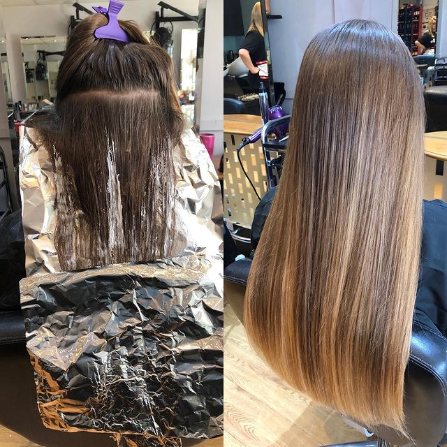 platinum hair studio harrow instagram image