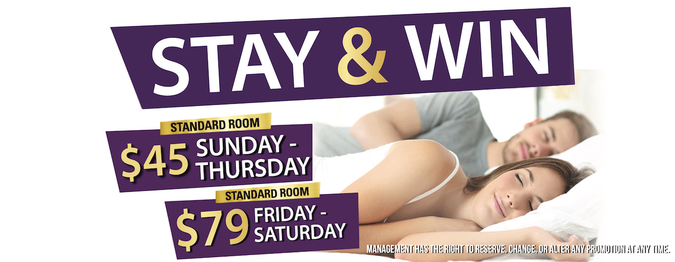 Player's Club Stay & Win