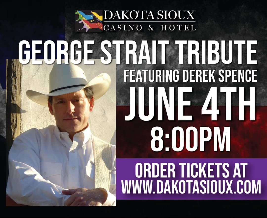 George Strait Tribute Draws them in at Mos Place