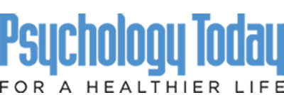 Psychology Today for a Healthier Life logo