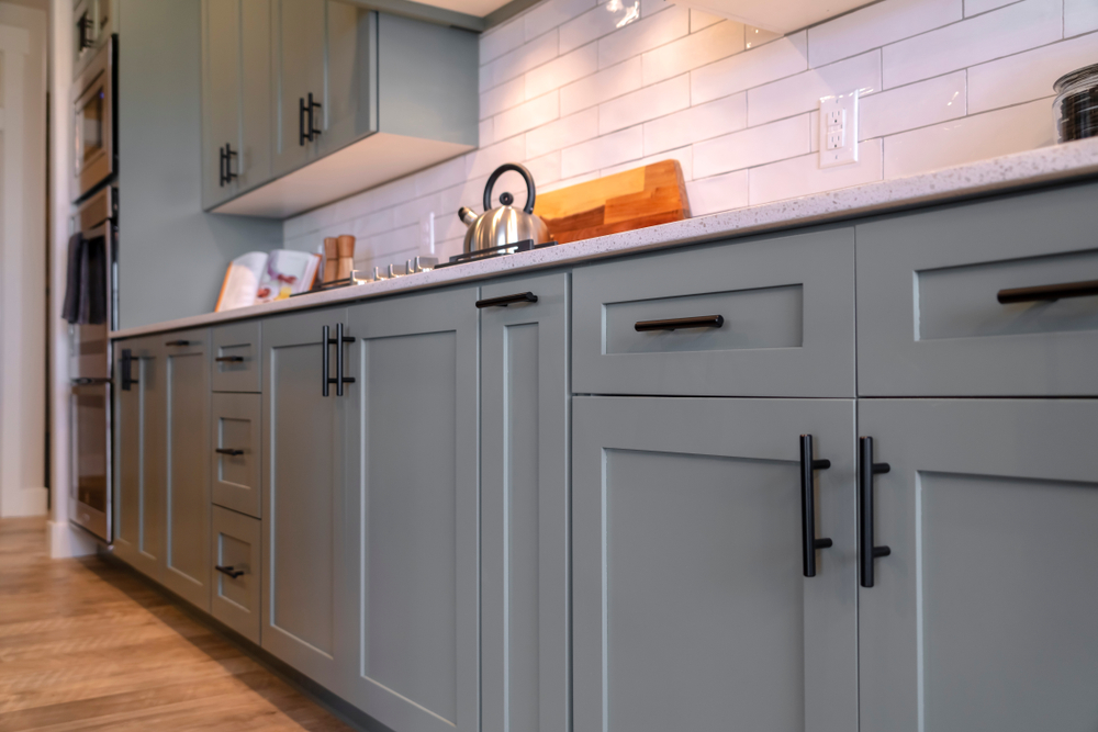Make the most out of redesigning your kitchen with new storage and design options available.