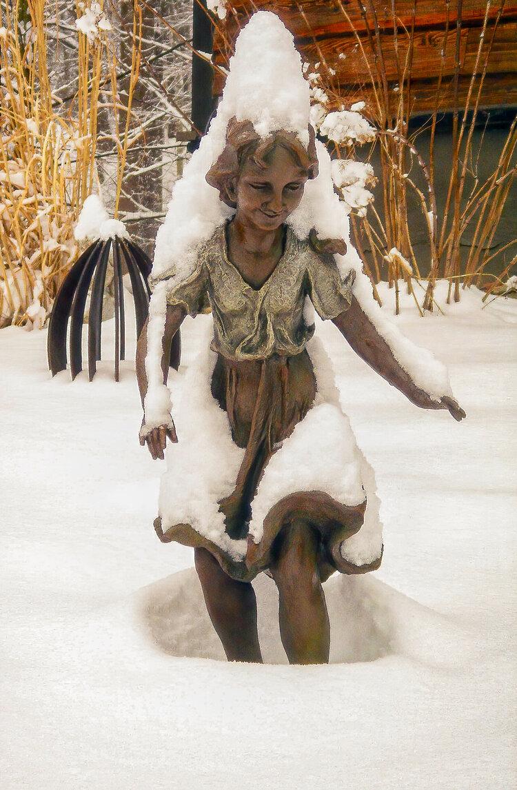 Regal Snow Queen