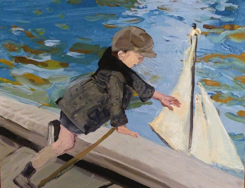 Brassaï Paris: His First Boat