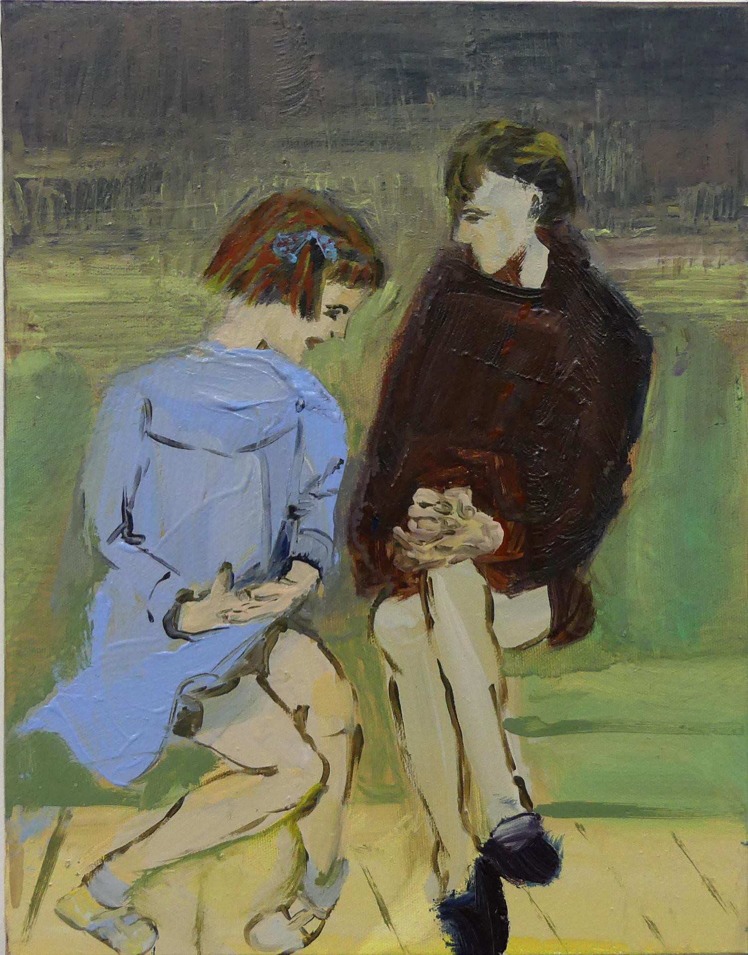 Brassaï Paris - Children (1930)