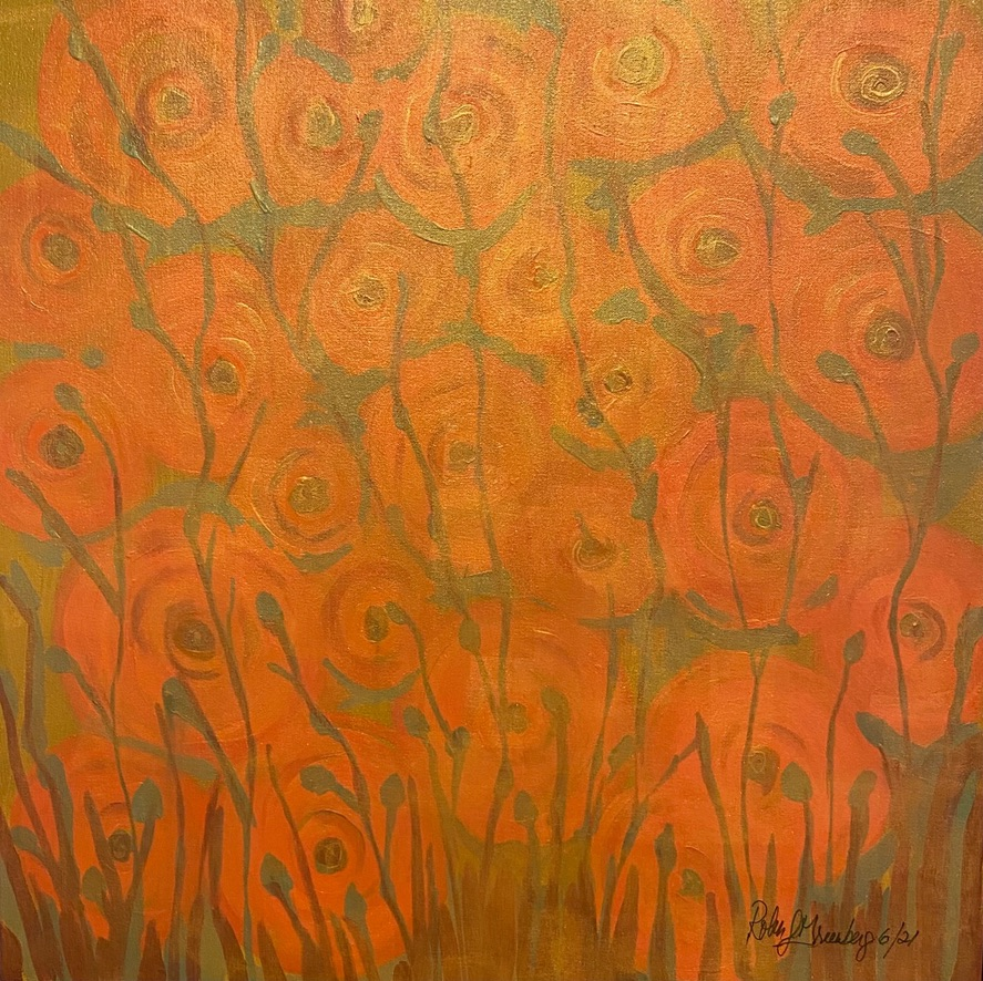 Sunkissed Poppies