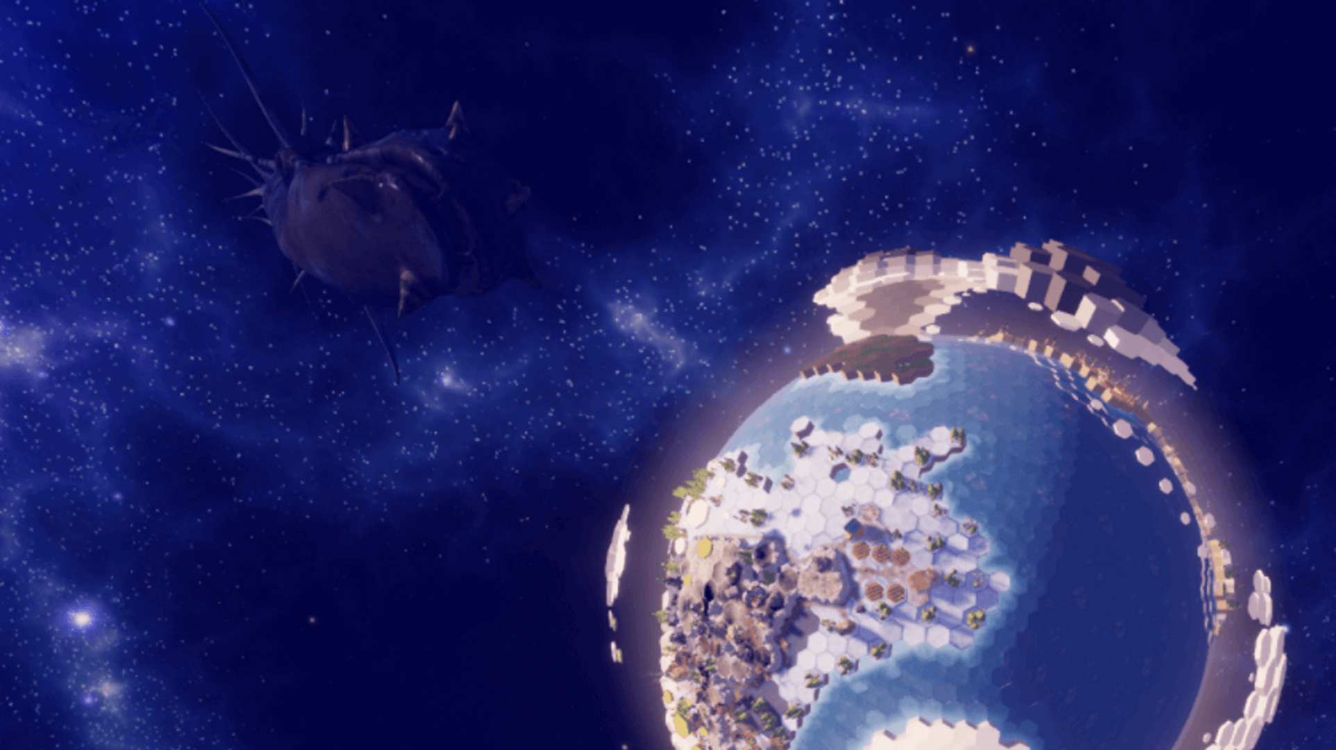 Space Whales!