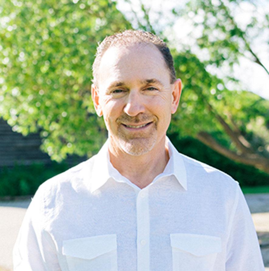 Headshot of Dr. Bruce Bohunicky