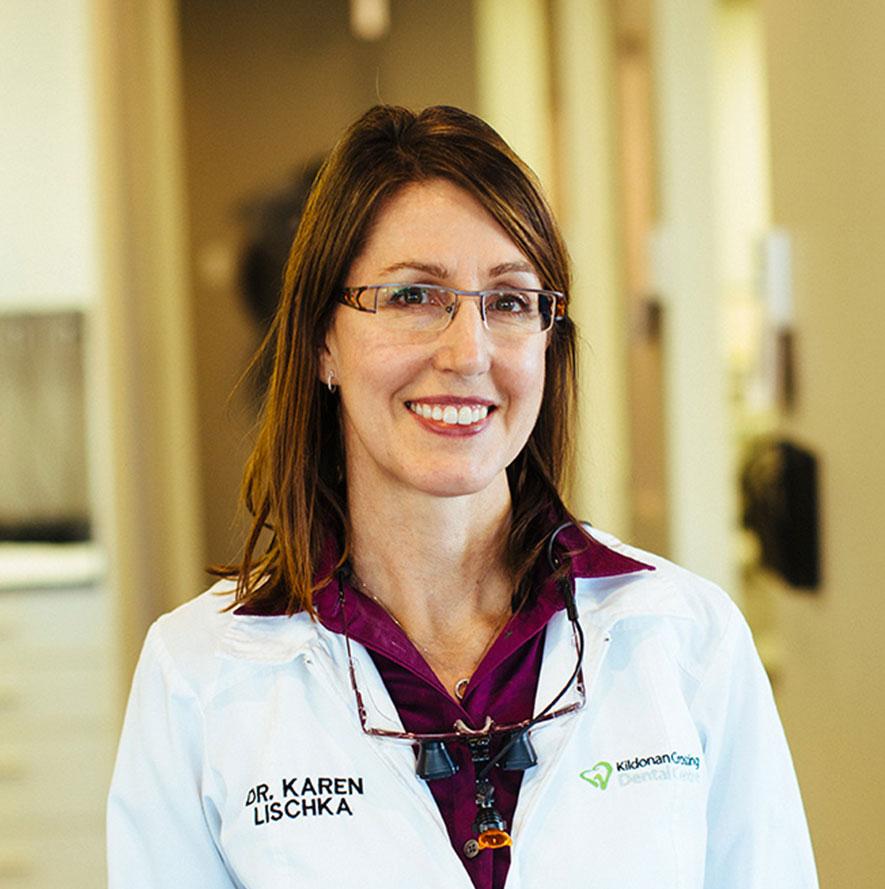 Headshot of Dr. Karen Lischka
