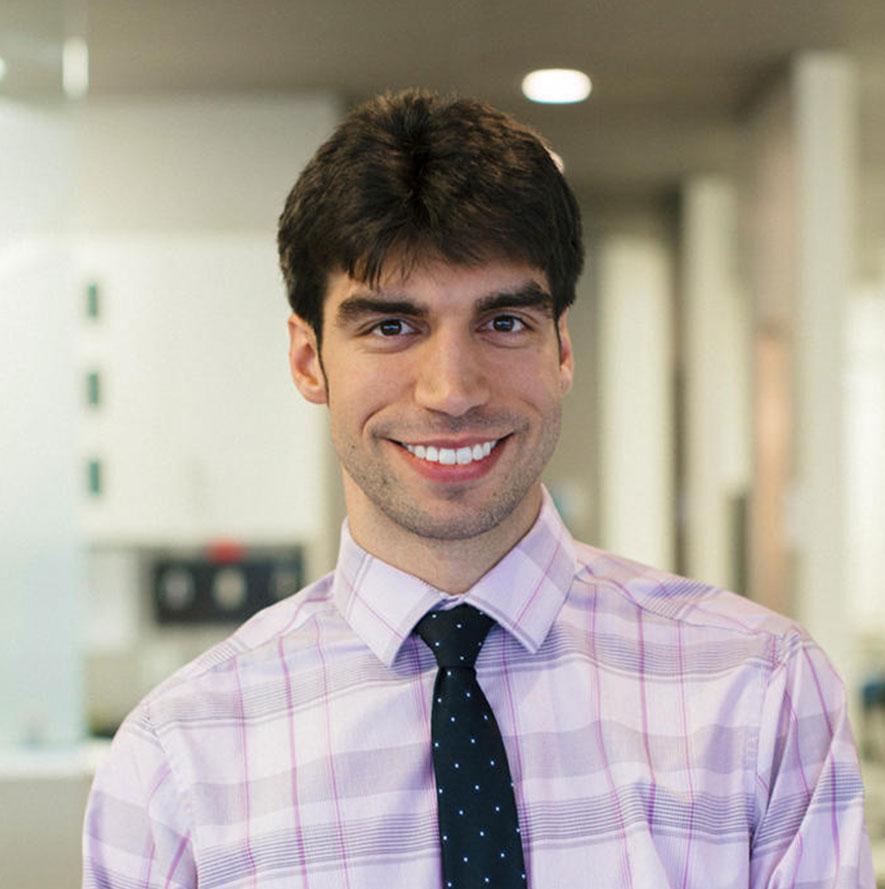 Headshot of Dr. Michael Porco