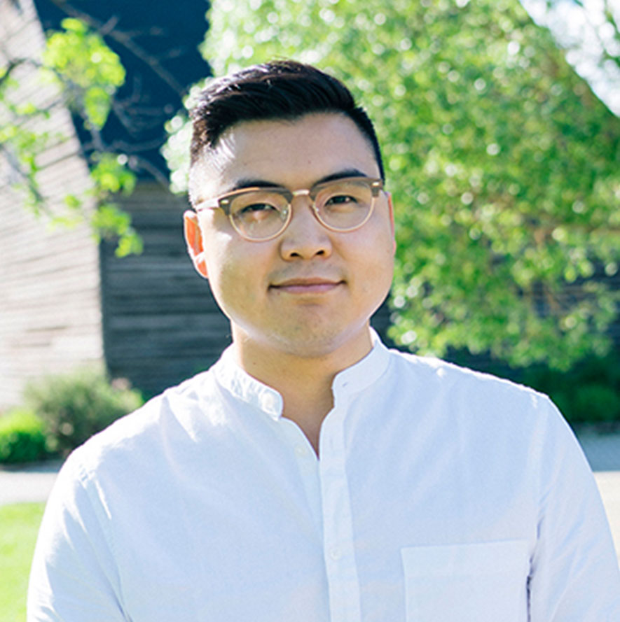 Headshot of Dr. Tim Lin