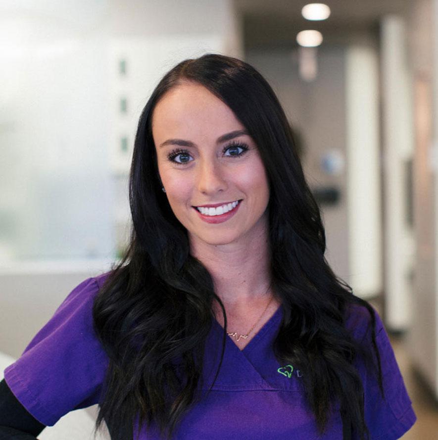 Headshot of Amber, Dental Assistant