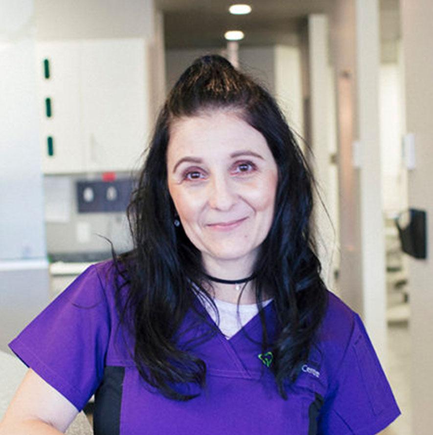 Headshot of Diane, Dental Assistant