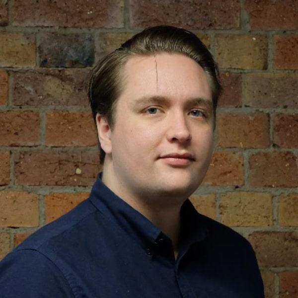Patrick, Our Tech Lead