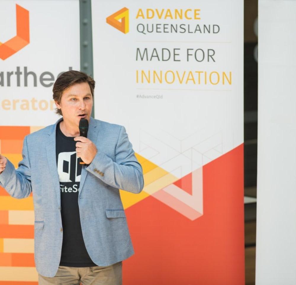 Lucio, Our CEO / Co-Founder