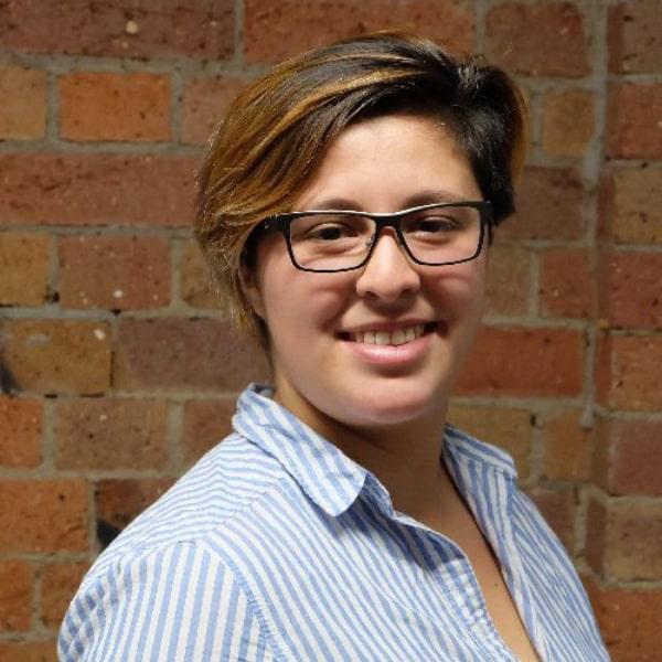 Natalie, Our ML Developer