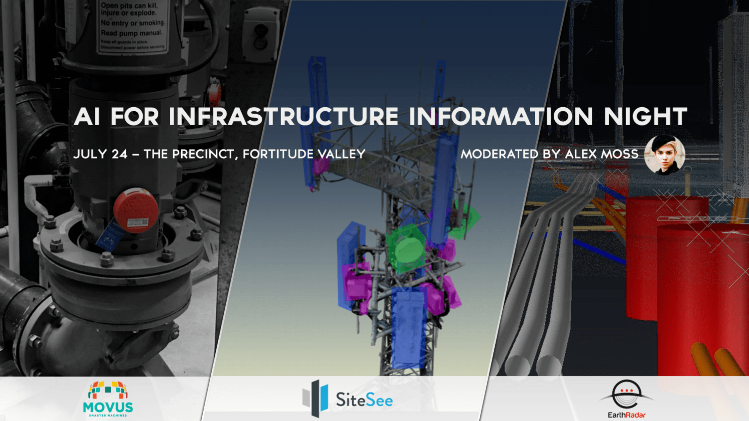 AI For Infrastructure Information Night