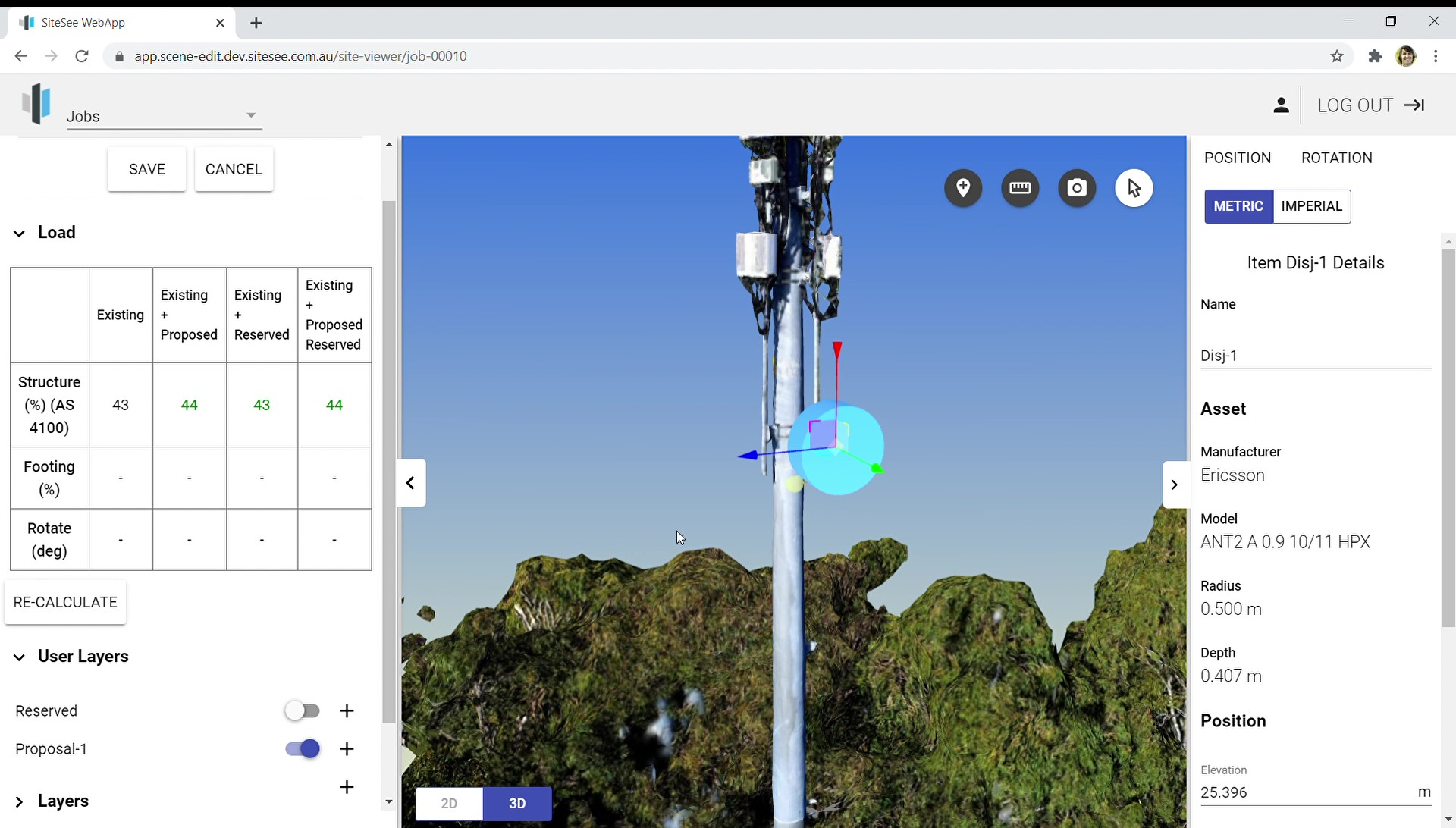 Introducing the Cell Tower Digital Twin Editor