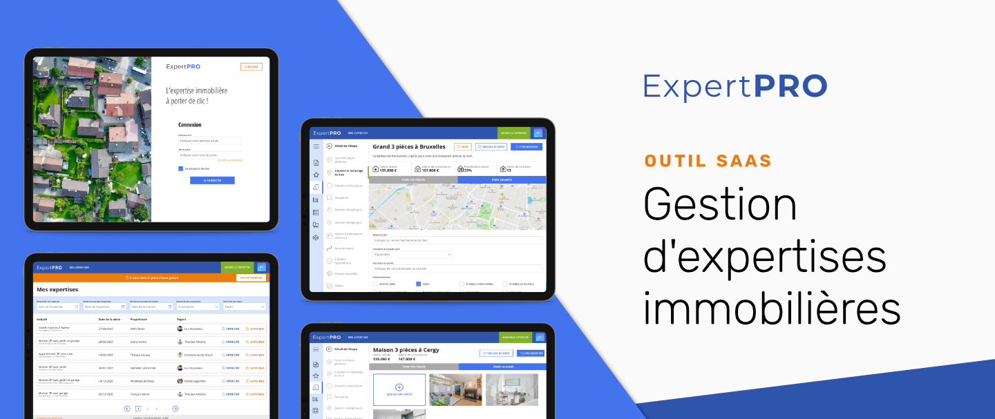 Expert pro, outil saas
