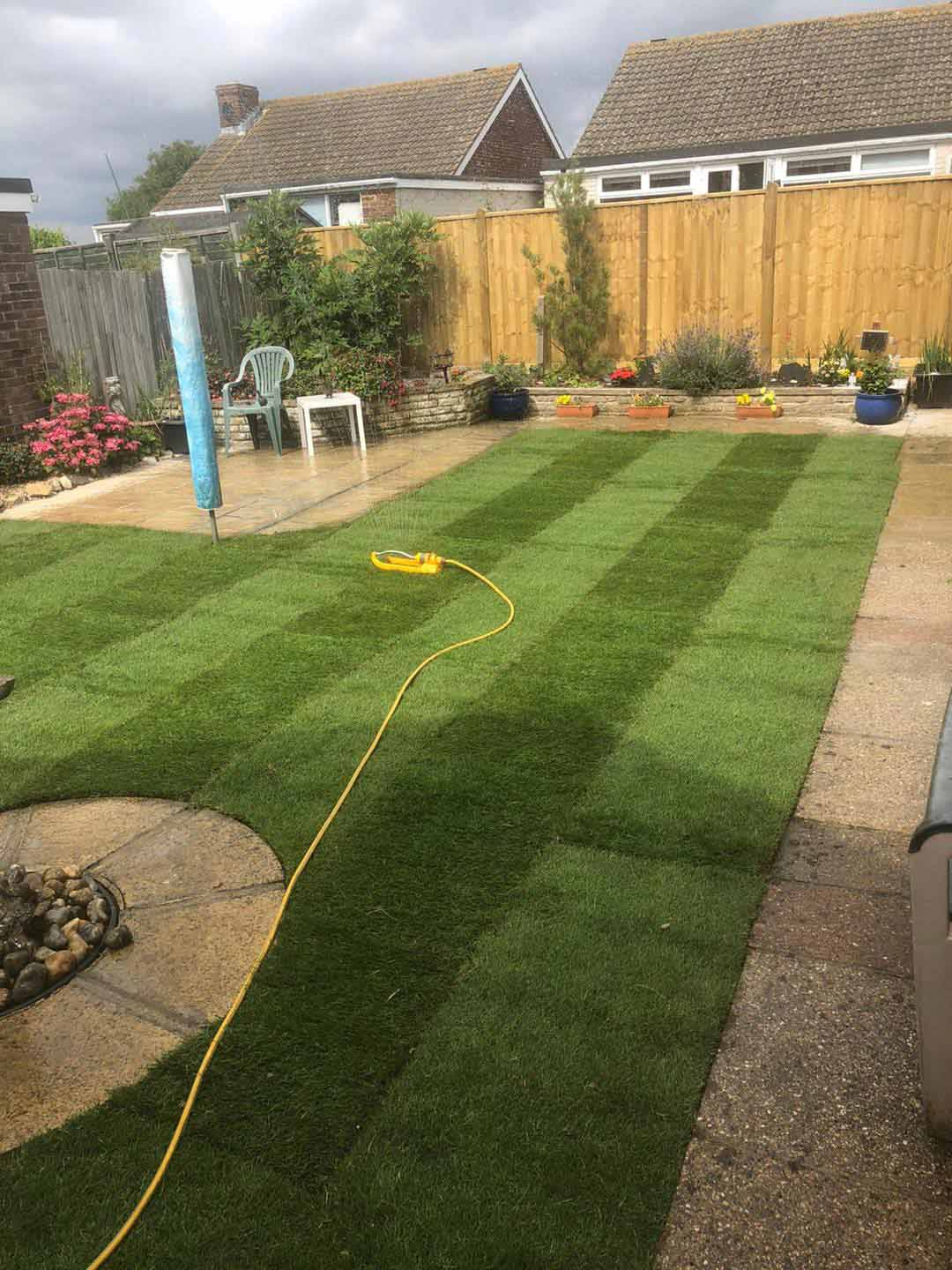 turfing eastbourne