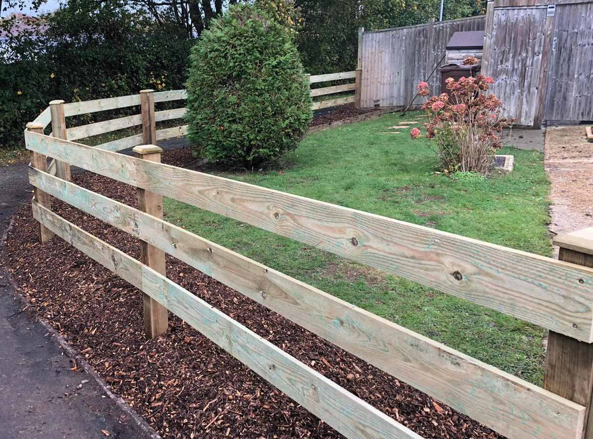 fencing eastbourne
