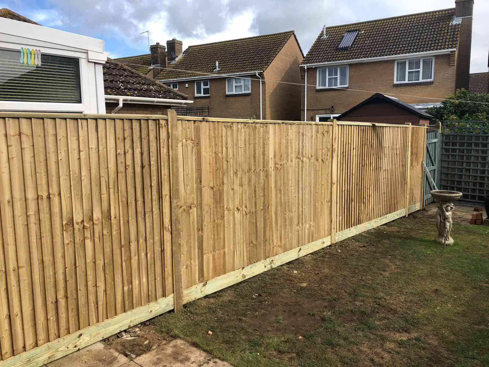 new fence eastbourne