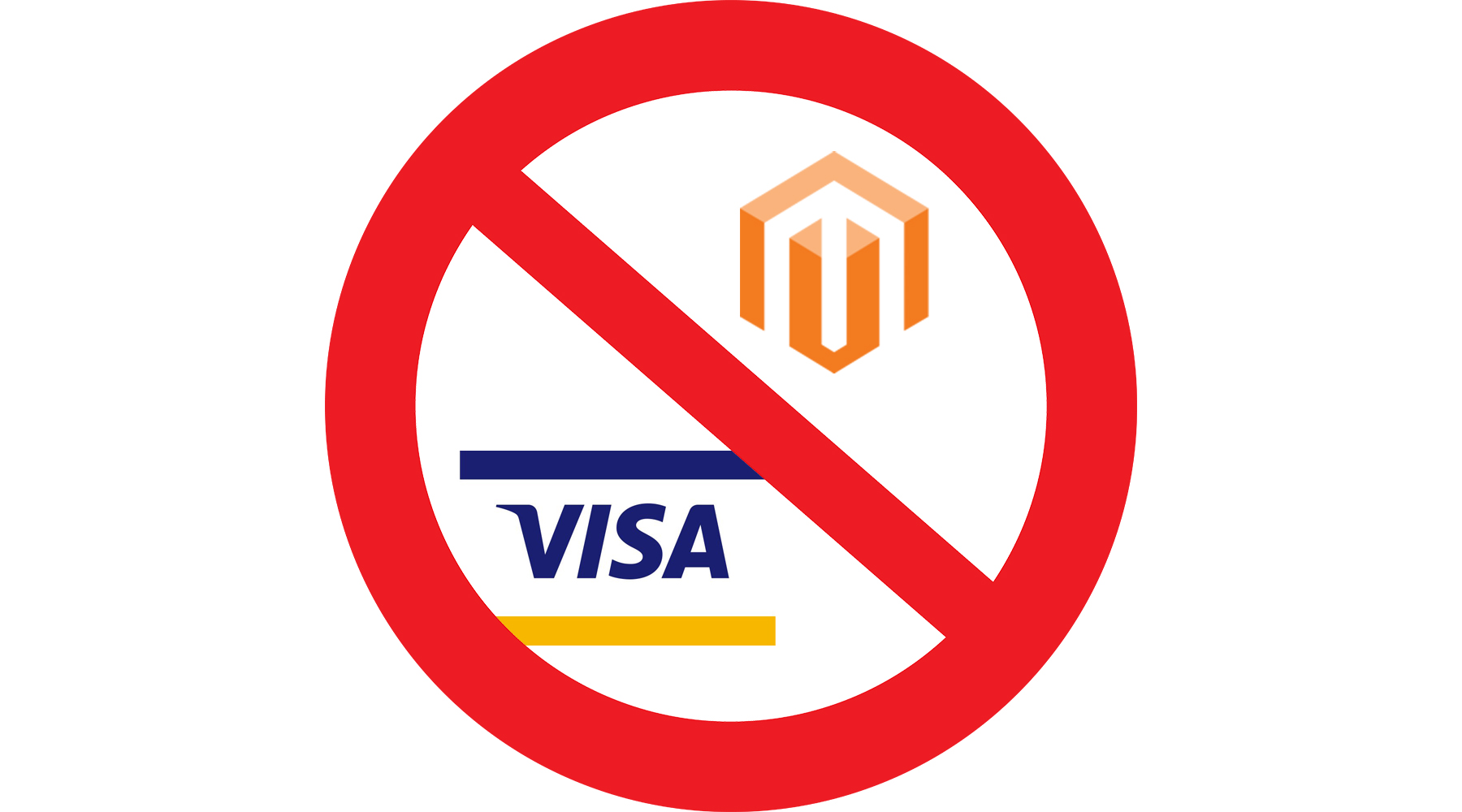 We told you, Magento told you, Now Visa are telling you, UPGRADE or SWITCH!